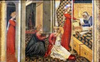 Religione: arte  beata vergine maria  natività
