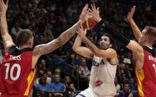 Basket: eurobasket  italia  europei  germania