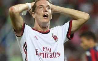 Serie A: milan  conti  infortunio