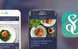 Alimentazione: ricette  salute  android  iphone  cibo