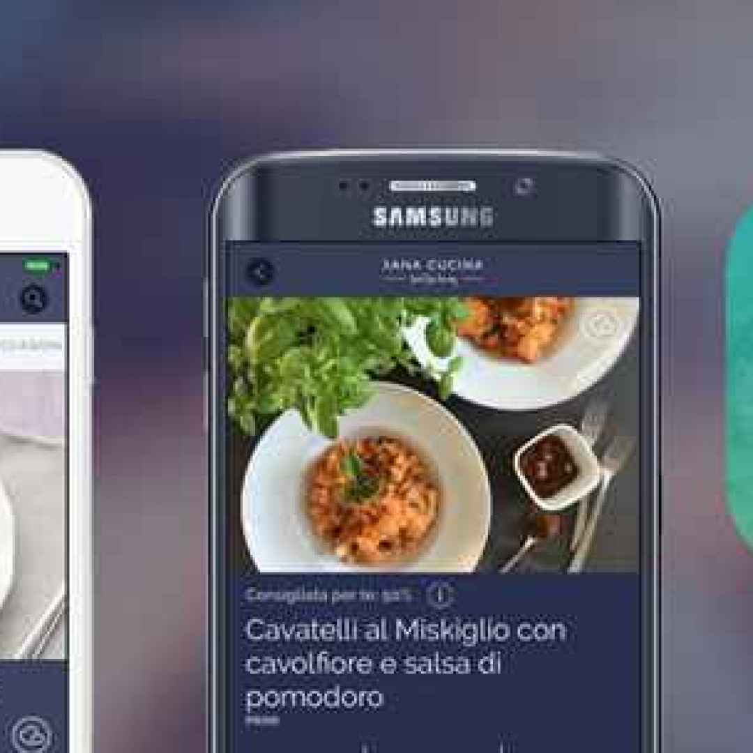ricette  salute  android  iphone  cibo