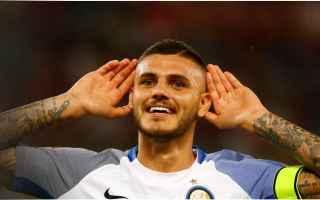 Calcio: inter  serie a  icardi
