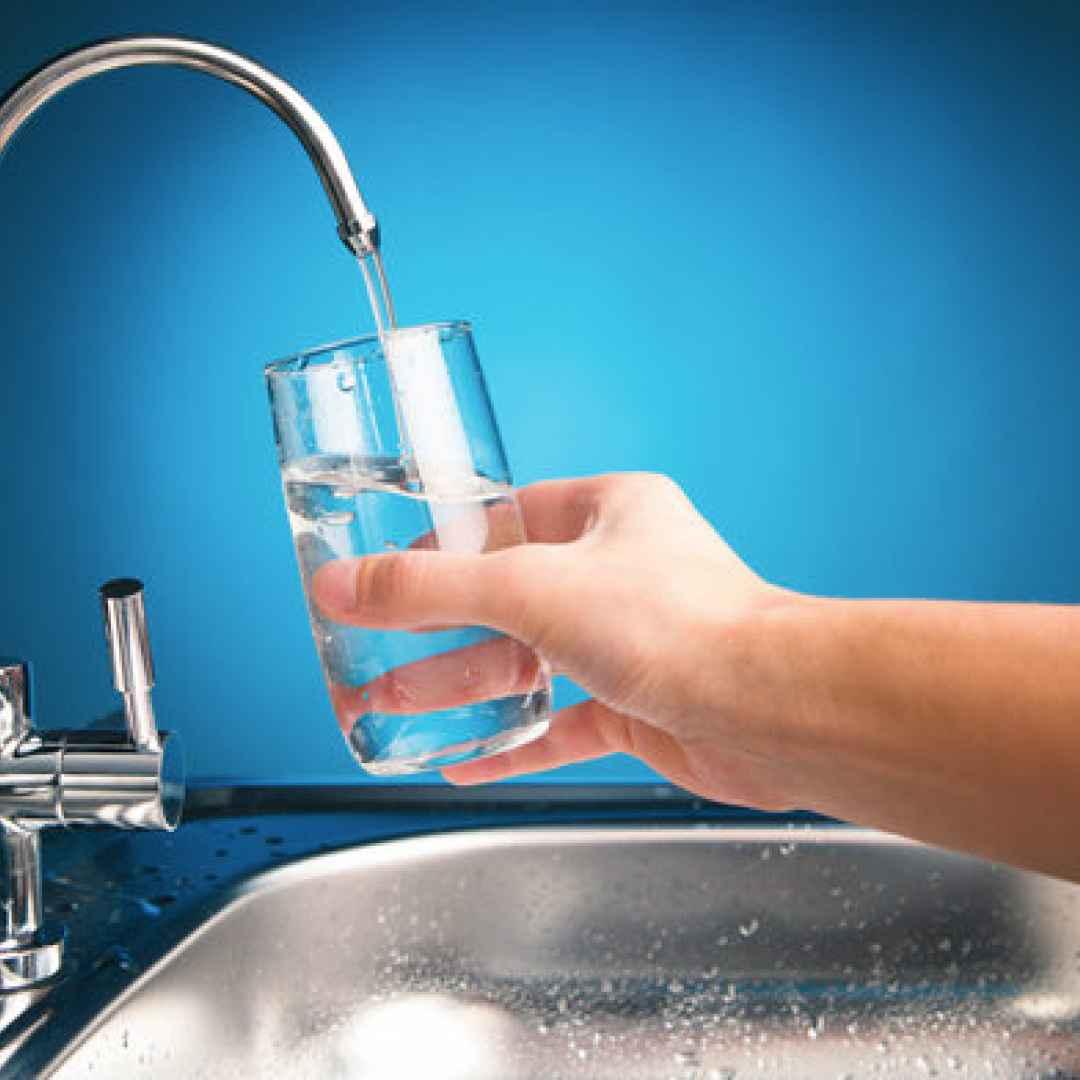 acqua  contaminazione  plastica
