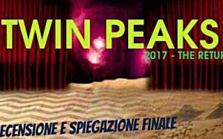 Serie TV : serie tv  twin peaks  david lynch  film