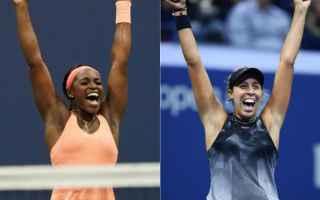 Tennis: tennis grand slam keys stephens us open