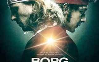 Cinema: borg/mcenroe film toronto tennis