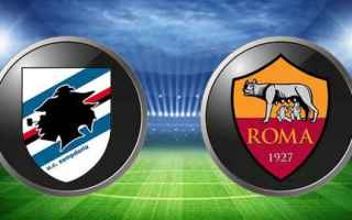 Serie A: sampdoria  roma  serie a