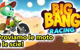 big bang raing  corse  android  moto