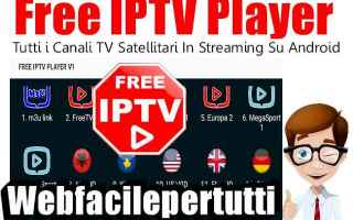 File Sharing: free  iptv  player  app