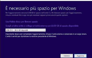 Microsoft: aggiornare windows-10 tablet iso