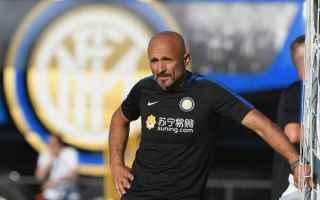Serie A: inter  spal  formazioni  pronostico