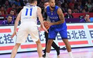 Basket: eurobasket  italia  europei  finlandia