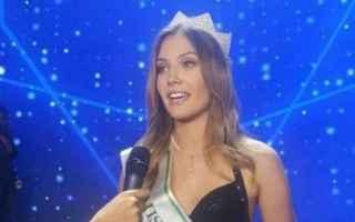 Televisione: miss italia  alice rachele  televisione
