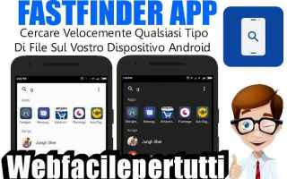 fast finder app android