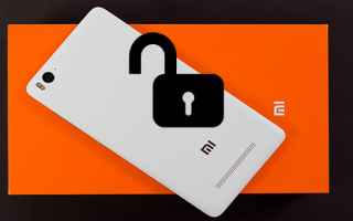 Android: xiaomi  bootloader  sblocco