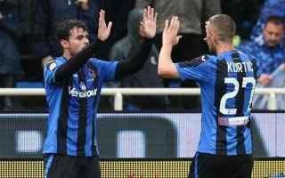 Serie A: atalanta  sassuolo  serie a