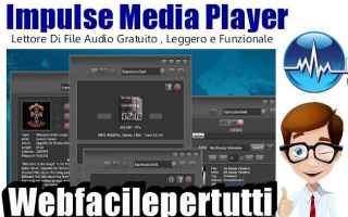 Audio: impulse media player  audio  gratis
