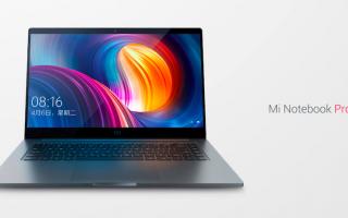 Hardware: xiaomi mi notebook pro  pc  xiaomi  tech