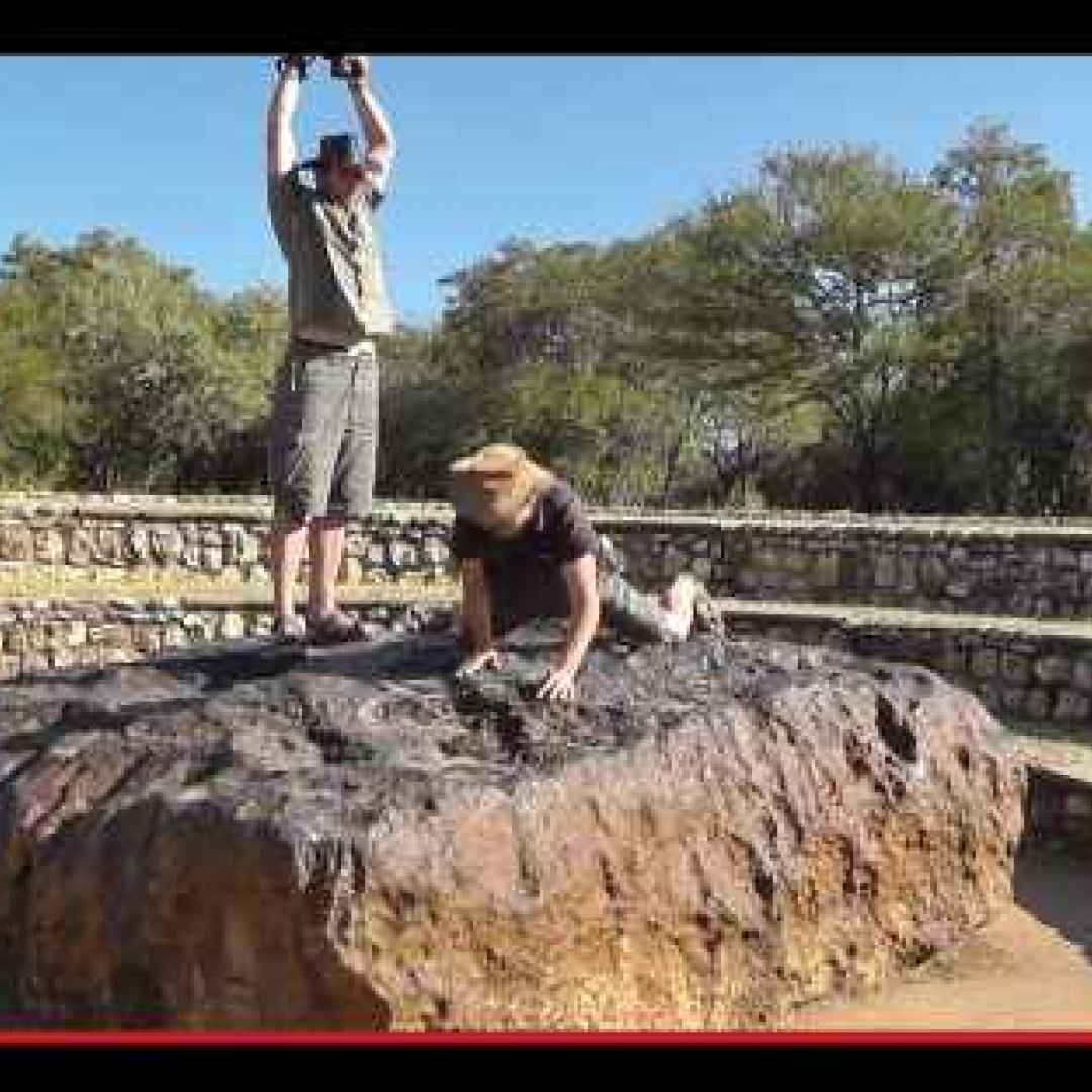 meteorite  spazio  pietre  namibia