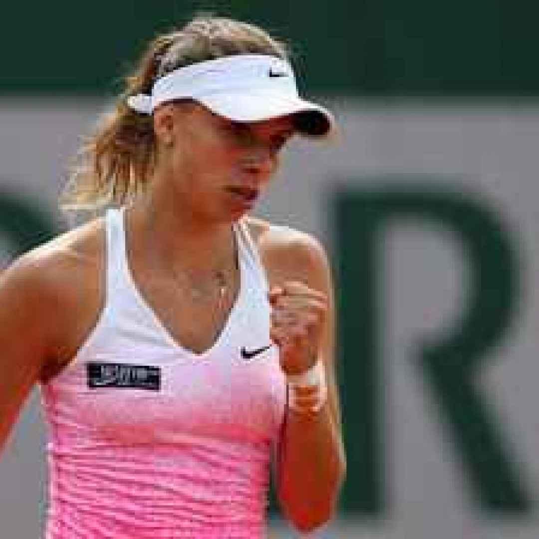 tennis grand slam linette tokyo