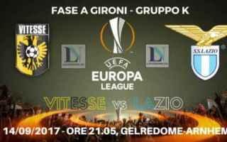 Europa League: lazio  vitesse  europa league