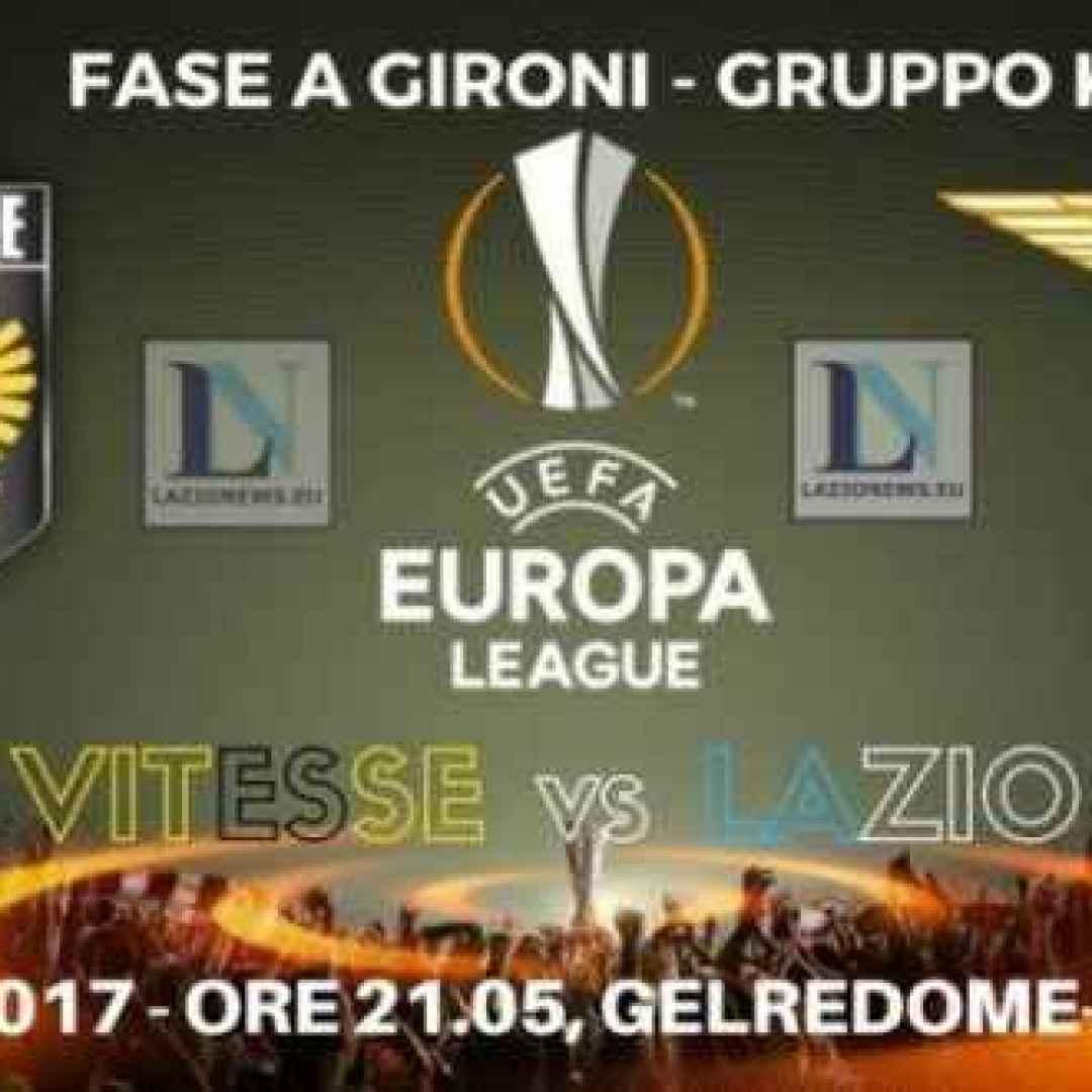 lazio  vitesse  europa league