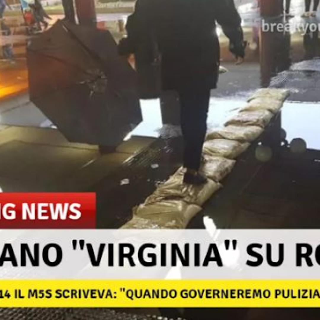 atac  roma  nubifragio