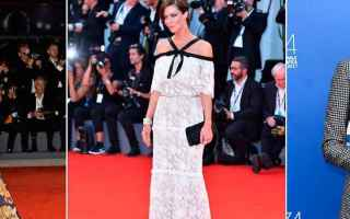 Moda: venezia film festival  celebrities  news