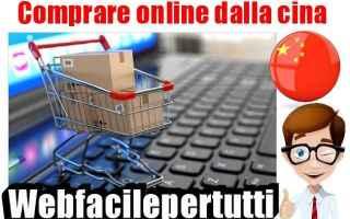 Soldi Online: comprare  online  cina