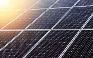 pannelli solari  ambiente  riscaldamento