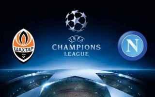 Champions League: napoli