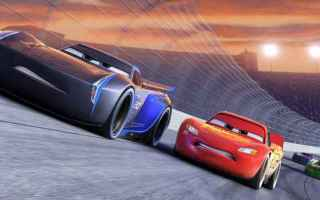 Cinema: cars 3  disney  pixar  animazione cinema