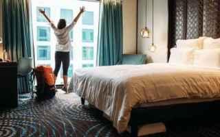 Salute: oggetti sporchi  hotel