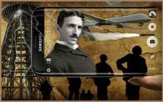 Scienze: nikola tesla  previsioni  smartphone