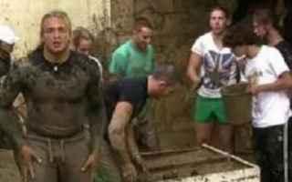 Politica: livorno alluvione maltempo sindaco rossi