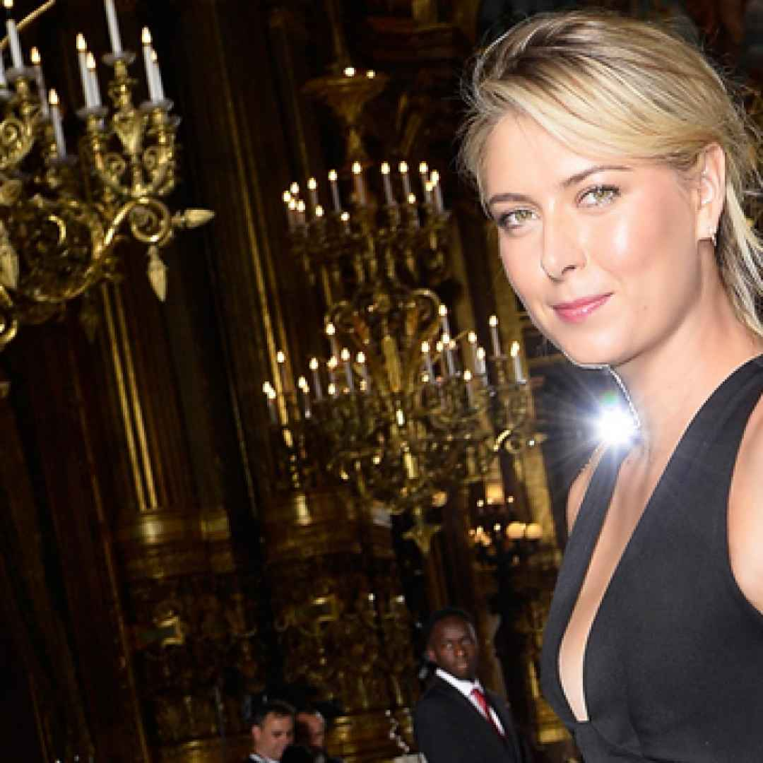 tennis grand slam  news sharapova