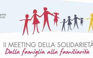 Bologna: castel bolognese  meeting  solidarietà