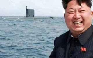 dal Mondo: corea del nord  kim jong-un