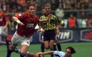 Calcio: totti roma francesco ilary blasi