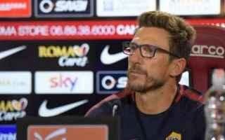 Serie A: dzeko roma calcio di francesco
