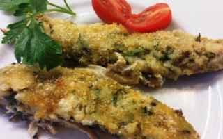 Ricette: secondi  pesce  sgombri