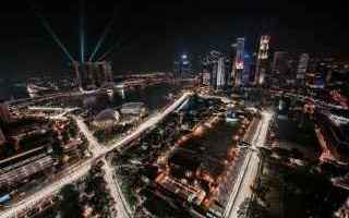 Formula 1: formula 1  singapore  notturna  ferrari