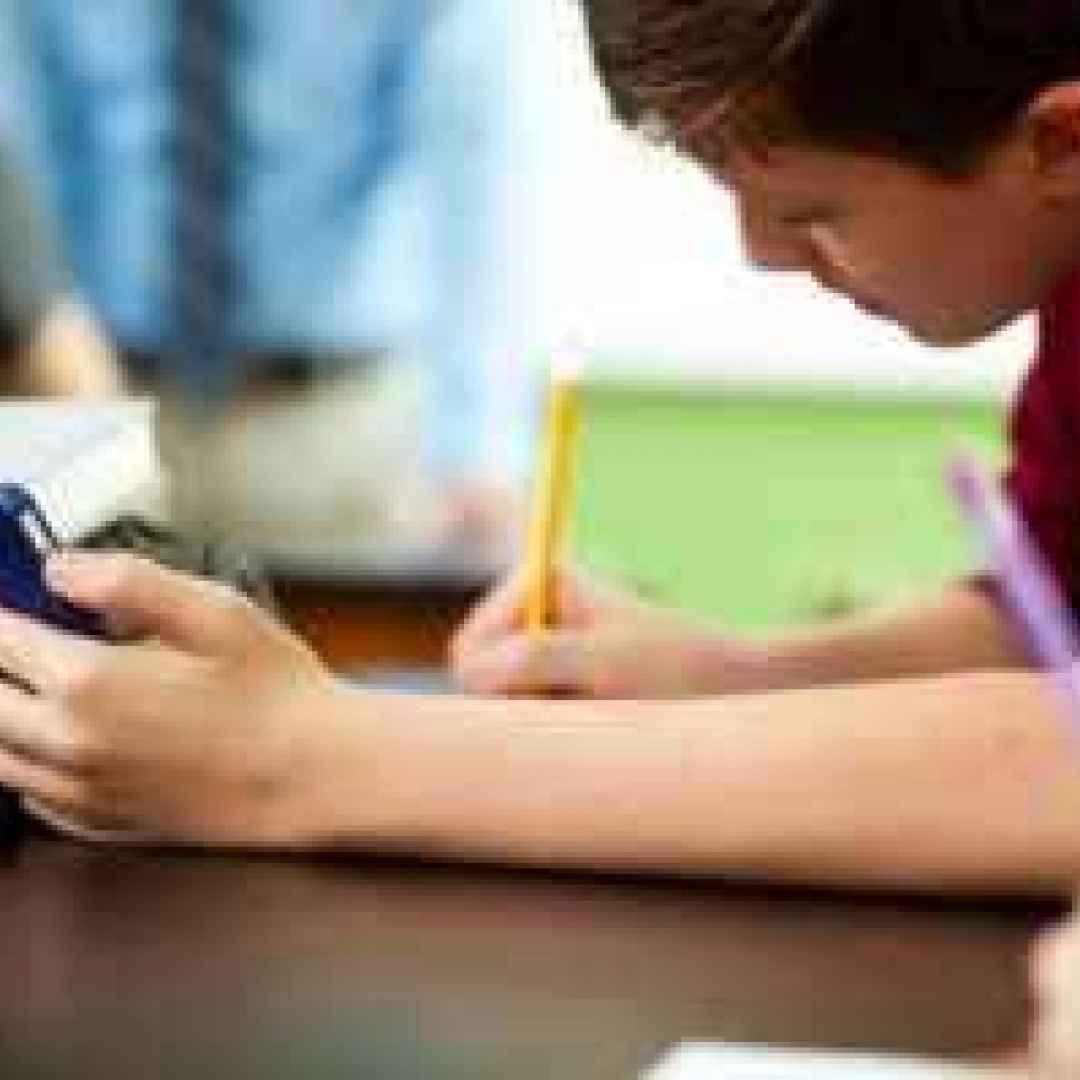 Si potrà usare lo smartphone a scuola?