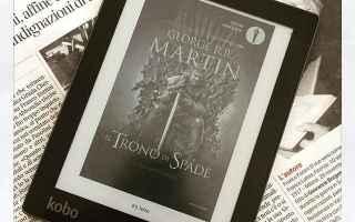 Serie TV : trono di spade  libro  recensione
