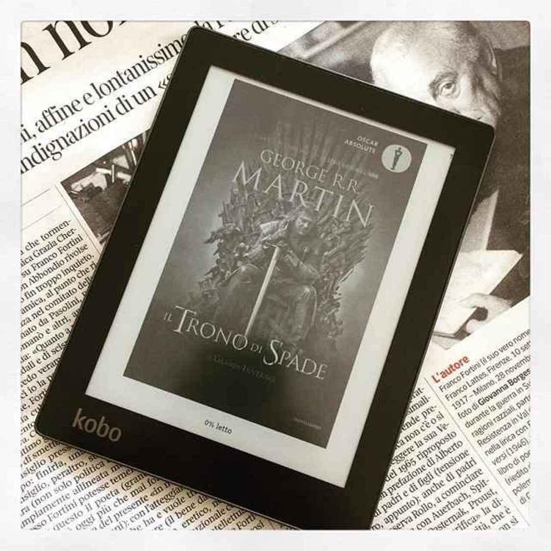 Trono di Spade, il primo libro della fortunata saga fantasy