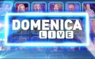 Televisione: domenica live