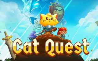 Mobile games: android iphone giochi gatti rpg