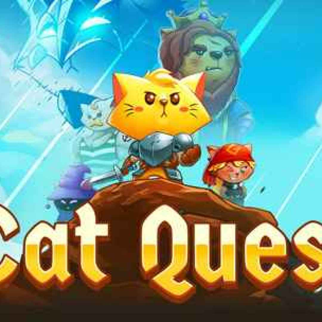 Cat Quest - un divertente RPG a base di gattini per iPhone e Android!