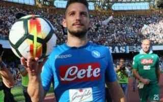Serie A: napoli mertens calcio serie a  sarri