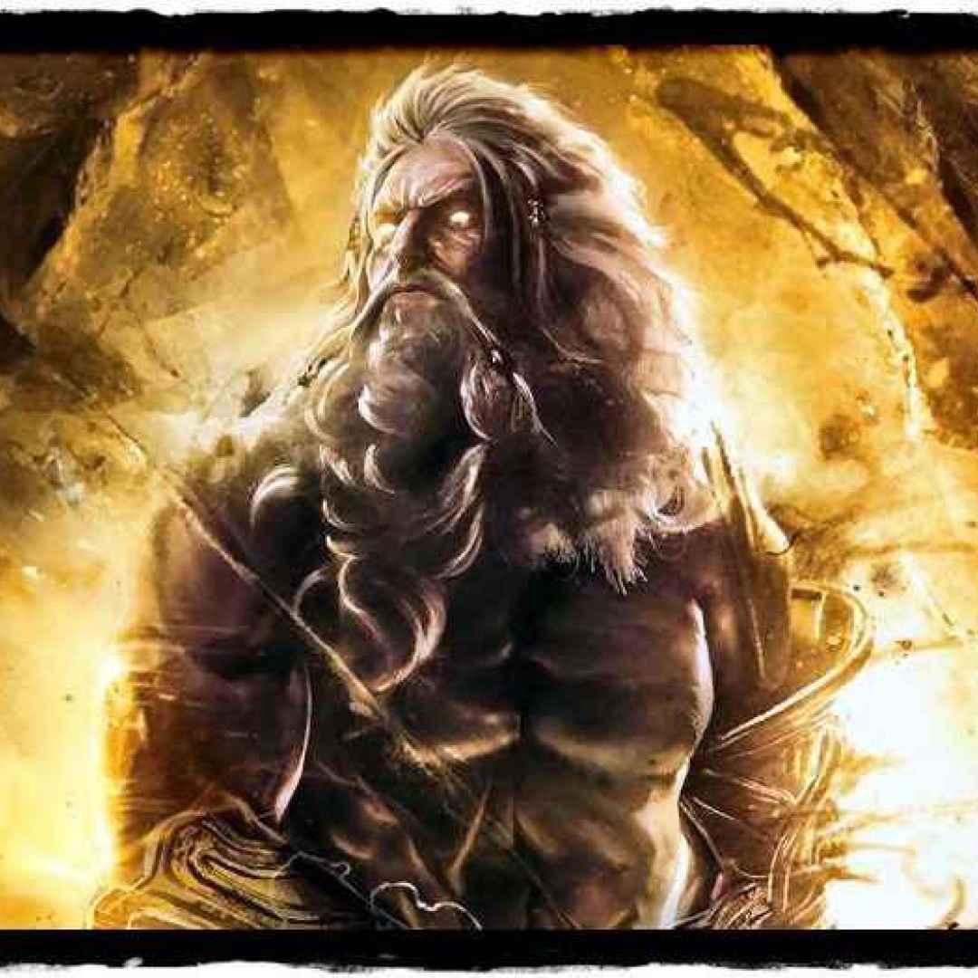 MItologia sumera - Enki, uno dei più imprtanti dèi